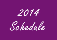 Preferred Promotions' 2014 Event Schedule